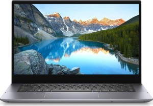 "Notebook Dell Inspiron 5406 14"" FHD/i5-1135G7/8GB/SSD256GB/IrisXE/10 Silver"
